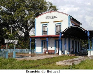 Estación  Bejucal